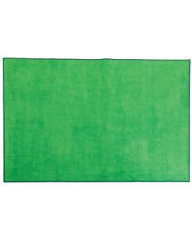 Jednokolorowy dywan 1,5 x 1 m - zielony
