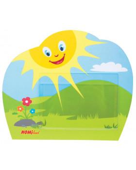 Jmenovka na třídu - Sluníčko
