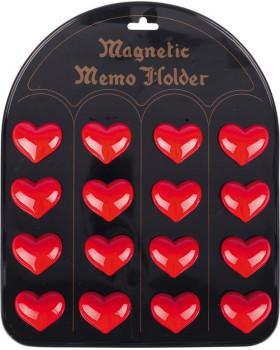 Pochvalné magnetky - Srdíčka
