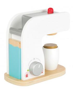 Dřevěný kávovar