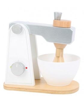 Dřevěný mixér