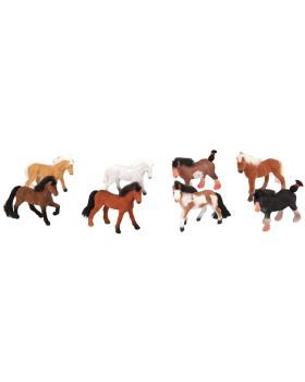 Aké koníky poznáš?