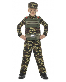 Kostým - Voják velikost S
