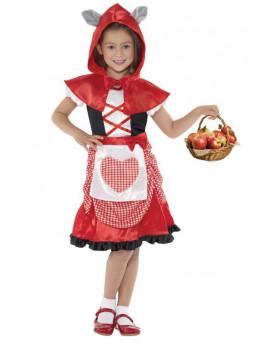 Kostým - Červená Karkulka