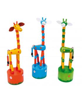 Veselé žirafy