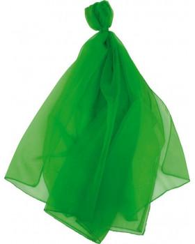 Šatka na žonglovanie - zelená