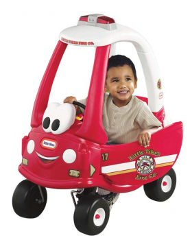 Autíčko Smile - Záchranárske auto