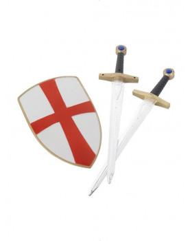 Štít a meče