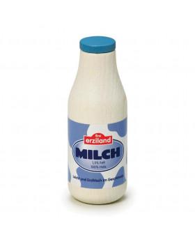 Mlieko vo fľaši