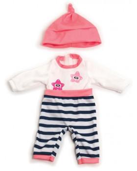 Oblečenie pre panenky,32 cm,Pyžamo pro děvče 1