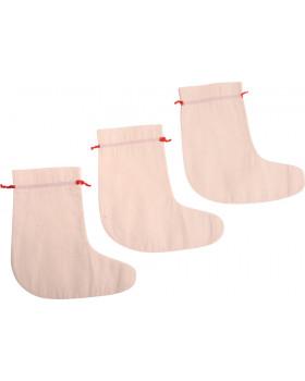 Adventný kalendár z ponožiek