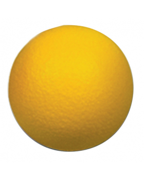 Pěnový míček - žlutá