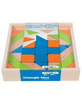 Trojúhelníkové kostky