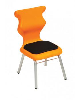 Dobrá stolička - Clasic Soft (31 cm) oranžová