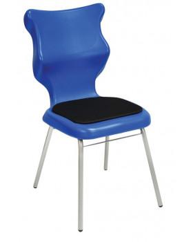 Dobrá stolička - Clasic Soft (43 cm) modrá