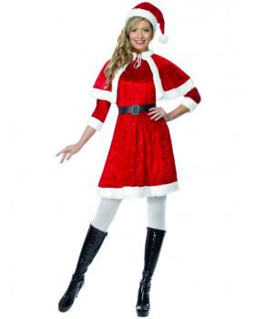 Kostým pro dospělé - Paní Santová