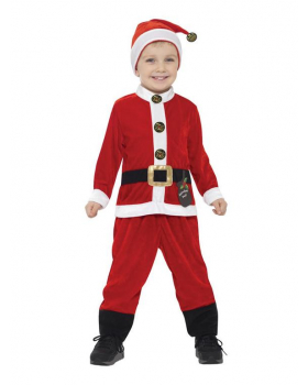 Kostým - Santa Claus - velikost T2