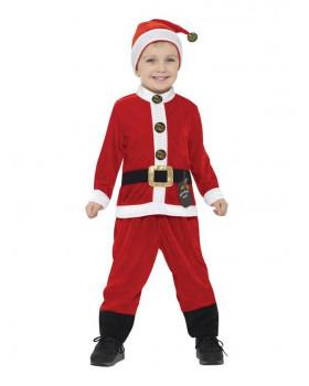 Kostým - Santa Claus - velikost S