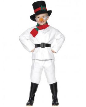 Kostým - Snehuliak 2 veľ:S