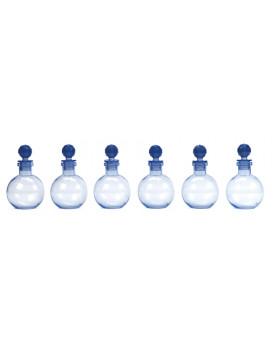 Magické fľaše - priesvitné
