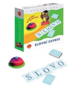 Hra Slovný expres - SK verzia