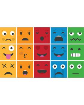 Układanka dywanowa - Emocje 2