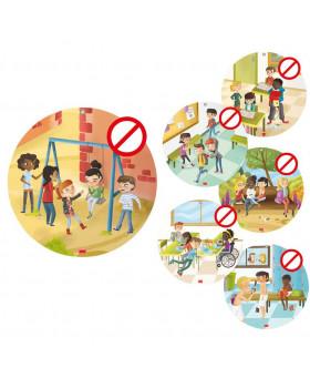 Obrazy - Prevencia šikanovania