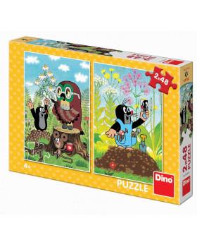Puzzle 2v1 - Krteček 2