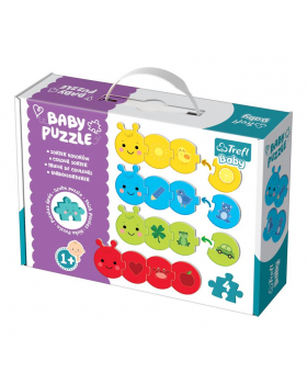 Baby Puzzle - Farby