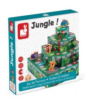 3D hra - Džungľa