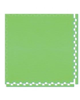 Penová puzzle podložka-zelená