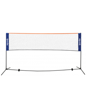 Skladacia sieť na bedminton a mini tenis