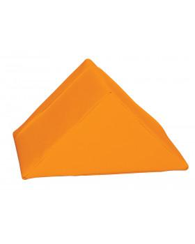 Trójkąt krótki - pomarańczowy