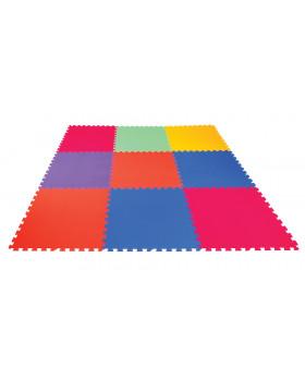 Pěnový koberec XL - v šesti barvách