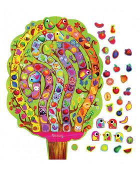 Ovocný strom - puzzle a hra v jednom