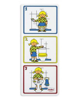 Hygiena - dievča