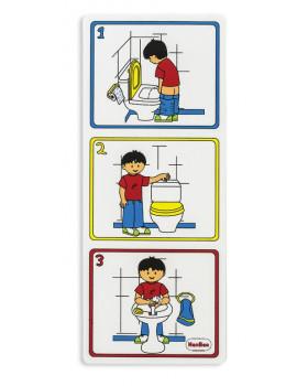 Hygiena - chlapec