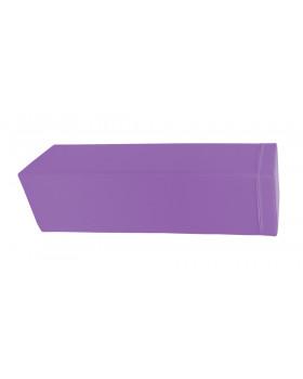 Hranol dlhý - koženka/fialová