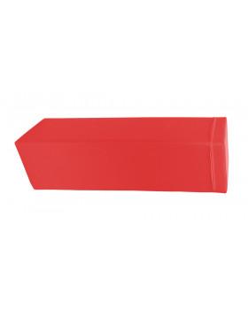 Prostopadłościan długi - czerwony