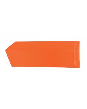 Prostopadłościan długi - pomarańczowy