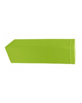 Prostopadłościan długi - zielony