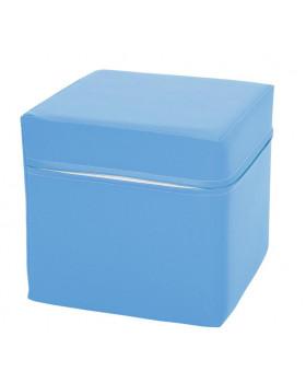 Kostka mała - jasnoniebieski