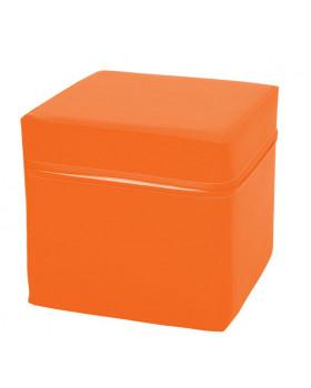 Kostka mała - pomarańczowy