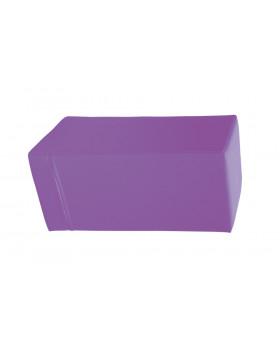 Prostopadłościan mały - fioletowy