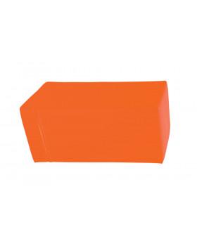 Prostopadłościan mały - pomarańczowy