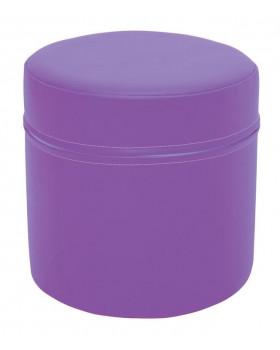 Walec krótki - fioletowy