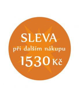 Sleva 1530 Kč