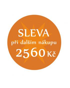 Sleva 2560 Kč