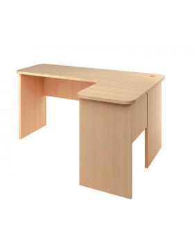 Psací stůl, BUK - pravý