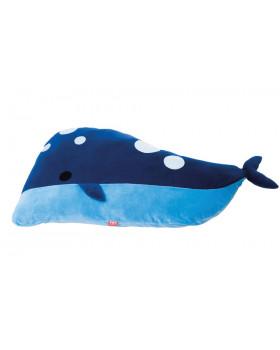 Velký polštář - Velryba